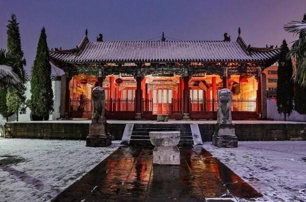 禹州天宁万寿寺、禹州怀邦会馆成为全国重点文物保护单位!