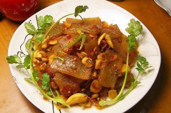 河南禹州的粉条、焖子、羊肉汤
