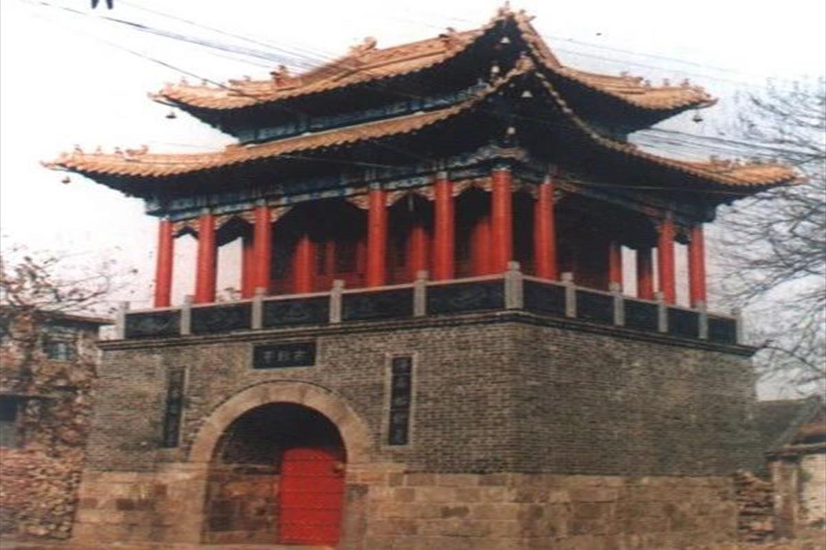 华夏第一都的标志性古建筑--禹州古钧台