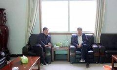 禹州市人民法院李红伟院长到无梁镇督促指导平安建设工作