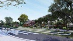 禹州建业大城小院 自然与生活对话盛景园林里的归心之境