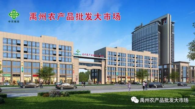禹州农产品批发大市场 买商铺到农批有眼光才有大未来!