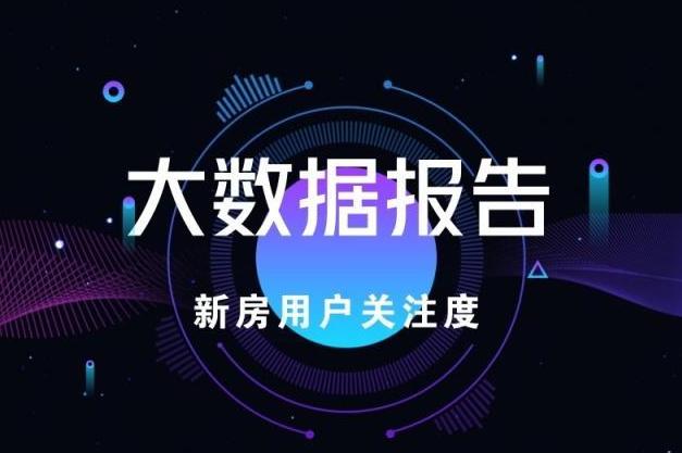 2019年11月禹州时代御湖湾、恒达阳光城、金域蓝湾关注度排前三