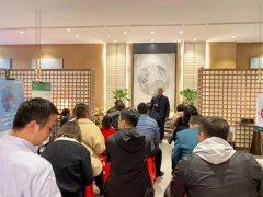 禹州建业春天里书法讲座活动圆满结束