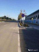 禹州高铁站站前广场及吕不韦路有摄像头 开车的注意了