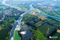 又一国字号公园落户禹州--禹州市颍河国家湿地公园