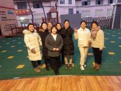 禹州东方之星幼儿园老师们一直在学习的路上