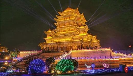 2020禹州夏禹大庙会全面升级,带给你不一样的视觉体验!