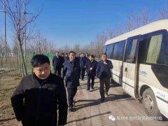 吉林省林草局莅禹参观考察国家储备林项目建设工作