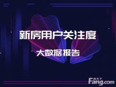 禹州市12月份新房用户关注度大数据报告