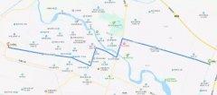 禹州18路公交 公交西站⇆岗唐站