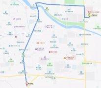 禹州28路公交 客运南站⇆人民医院站