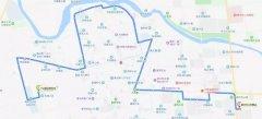 禹州29路公交 兴业路互助街站⇆禹州市公安局站