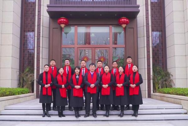 禹州建业春天里恭祝禹州人民2020年新春快乐!【视频】