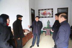 禹州市市长范晓东看望慰问建国前老党员