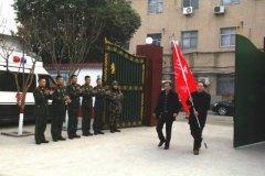 1月17日下午在河南省禹州市武警支队发生了暖心的一幕......!