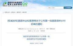 热烈庆祝禹州大涧村、皇路河村荣获国家森林乡村称号