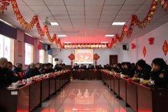 禹州公交举行迎新春茶话会