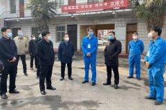 市长范晓东调研农村生活垃圾治理工作