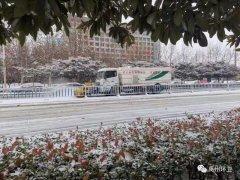 禹州环卫:疫情中做好道路除雪除冰 全力保障道路安全通畅
