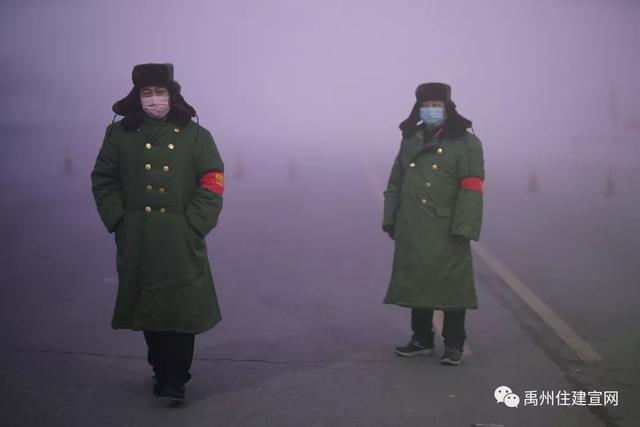 禹州市住建局 主动请战 携手并肩 共同筑起疫情防控的坚固长城