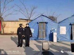 韩城中心派出所一天拘留两名违法行为人