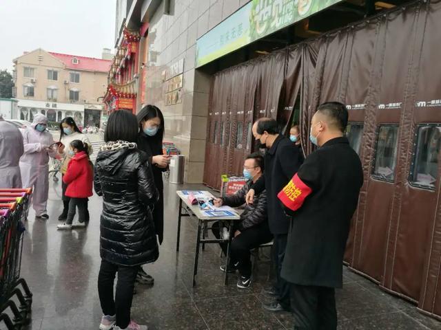 商务局对禹州5家大型商超实施强力监管
