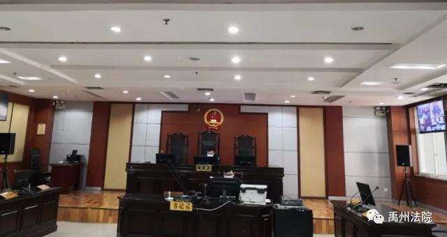 """禹州法院使用""""移动微法院""""为庭审加速"""