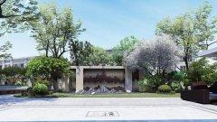 禹州建业大城小院效果图