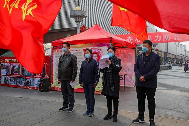 禹州市颍川办号召向艾根立同志学习活动