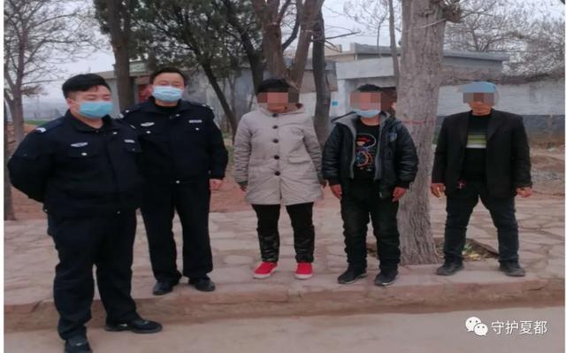 禹州民警帮两名走失儿童找到家