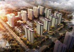 禹州锦绣郦城效果图