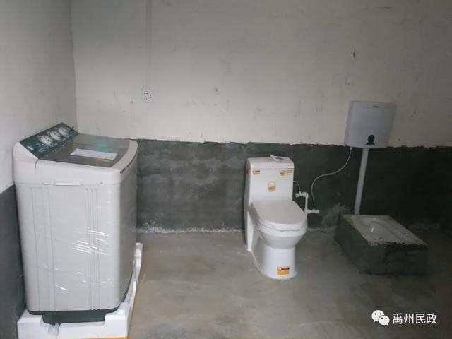 禹州市民政局对新建农村幸福院进行检查验收