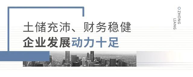 中梁稳居行业20强 蝉联发展潜力十强NO.1