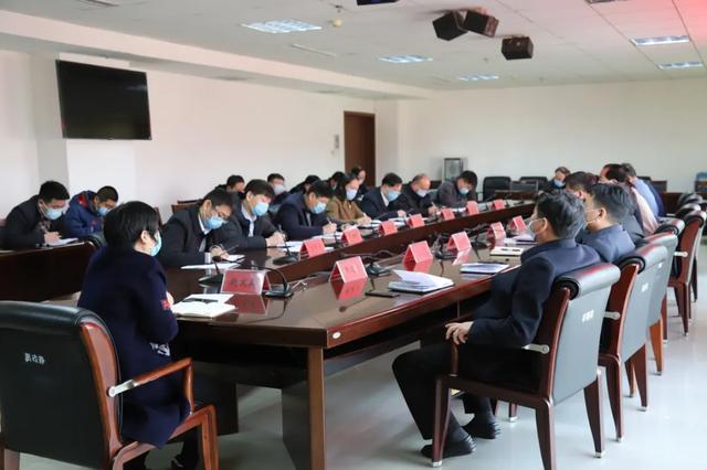 禹州市委巡察机构召开巡察质量提升年活动座谈会