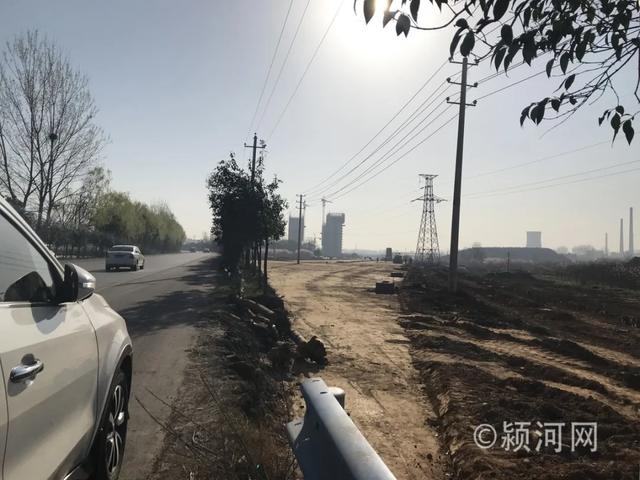 禹州颍云大桥项目有最新进展!颍北大道西延伸段已开工修建!