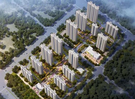 禹州碧桂园城市之光有望成为禹州第一高楼!