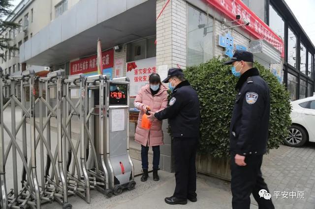 禹州警界:面对疫情,我们从未松懈!
