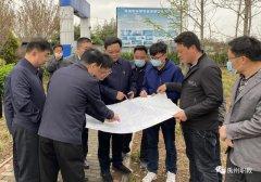 禹州市人大常委会主任崔纪安到禹州中专调研工作