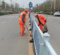 禹州环卫:开展爱国卫生活动 营造洁净城区环境