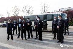 禹州市长范晓东调研学校疫情防控 和返校复学工作