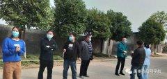禹州启明学校迎接九年级学子返校