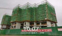 禹州建业大城小院工程进度播报丨美好归心时光,家音如约而至!