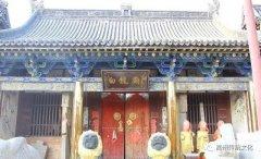 禹州传统文化龙池白龙庙(故事林)