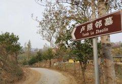 访禹州卢照邻墓
