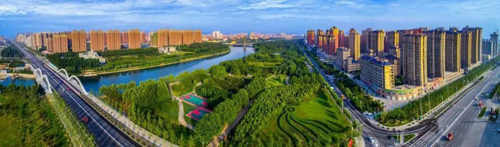 禹州恒达滨河府载一城目光所向 献给禹州人物的风华居享