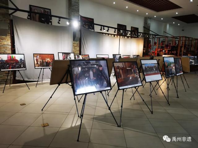 禹州举办晋佩章钧瓷艺术馆建馆十周年暨禹州钧瓷非遗成果影像展活动