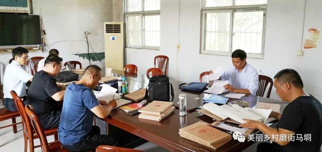 禹州马垌村健康体检活动圆满结束