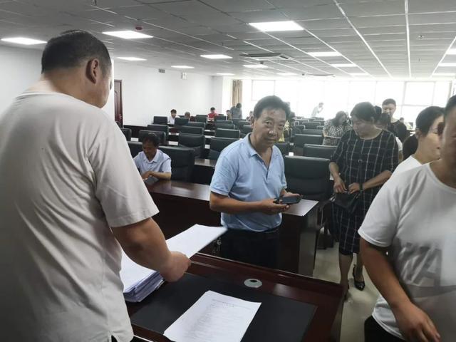 禹州市文化广电和旅游局组织开展行政执法换证考试工作!