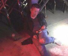 禹州男子低血糖晕倒路边,遇民警热心救助
